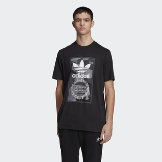 adidas Camouflage Tongue Label Tee
