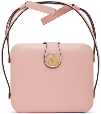 Lanvin Pink Bento Bag