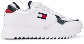 Tommy Jeans Logo Patch Sneakers