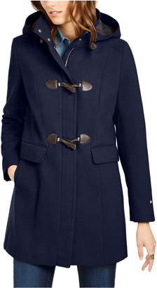 Tommy Hilfiger Hooded Toggle Coat