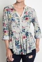Umgee USA Fit & Flare Floral