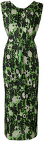 Christian Wijnants sleeveless floral dress - women - Polyester - 34