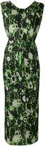 Christian Wijnants sleeveless floral dress