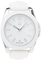 Charlotte Russe Round Rubber Watch