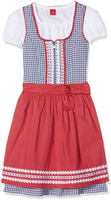S'Oliver Girls' 73.707.82.2668 Dress