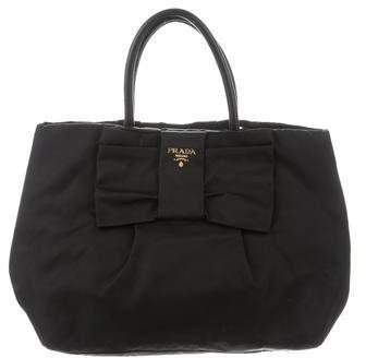 dab123140c7d Prada Bow Bag - ShopStyle