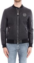 Philipp Plein Hirobumi Leather Jacket
