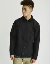 The Hundreds Feather Jacket Black