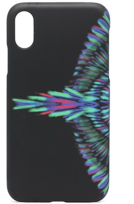 Marcelo Burlon County of Milan Wings print iPhone XR case