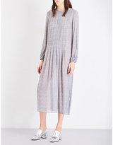 MiH Jeans Sonia floral-print silk-georgette maxi dress