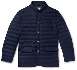 Brunello Cucinelli Quilted Nylon Down Jacket
