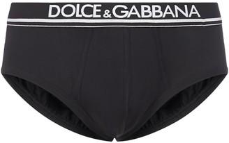 Dolce & Gabbana Logo Band Briefs