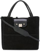 Jimmy Choo Robin tote bag - women - Calf Leather/Calf Suede - One Size
