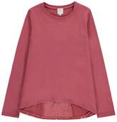 Little Karl Marc John Tetoily Iridescent Star Voile Back T-Shirt