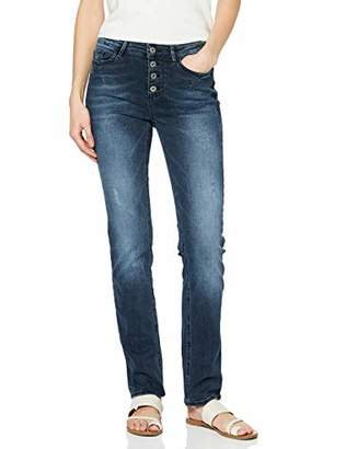 Esprit edc by Women's 129cc1b017 Straight Jeans,W31/L32 (Size: 31/32)