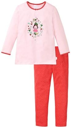 Schiesser Girl's Md Schlafanzug Lang Pyjama Sets
