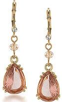 Carolee Cosmopolitan Club Double-Drop Earrings