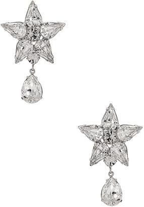 Jennifer Behr Celina Earrings in Crystal | FWRD