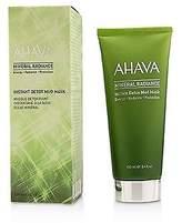 Ahava NEW Mineral Radiance Instant Detox Mud Mask 100ml Womens Skin Care