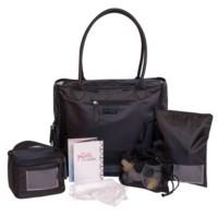 J L Childress Jay Elle Breast Pump Bag 6 Piece Set
