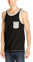 Modern Culture Men's Double Layer Tank
