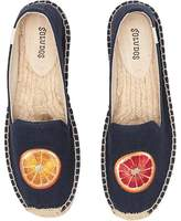 Soludos Blood Orange Platform