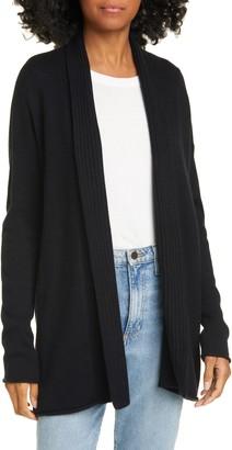 Nordstrom Signature Shawl Collar Silk & Cashmere Cardigan