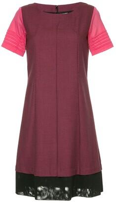 Comme des Garcons Junya Watanabe Pre Owned A-line shape dress