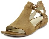 Ecco Touch 25 S Open-toe Leather Slingback Sandal.