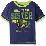 John Deere Little Boys' Will Trade Sister T-Shirt