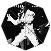 Custom Umbrella Custom Waterproof Polyester Umbrella Elvis Presley Print Fit Best Gift