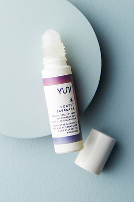 Yuni Pocket Savasana Aroma Concentrate By in Purple Size ALL