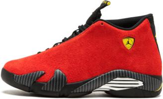 Jordan Air 14 Retro 'Ferrari' Shoes - 9.5