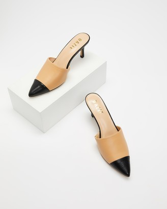 Dazie - Women's Brown Mid-low heels - Charlie Heels - Size 5 at The Iconic