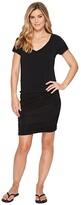 Prana Foundation Dress (Black) Women's Dress