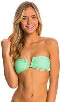 Rip Curl Swimwear Safari Sun Solid Bandeau Bikini Top 8113482