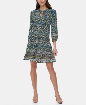 Tommy Hilfiger Floral Shift Dress
