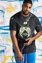 Big & Tall Quavo Huncho Print T-Shirt