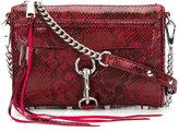 Rebecca Minkoff lobster clasp crossbody bag - women - Calf Leather - One Size