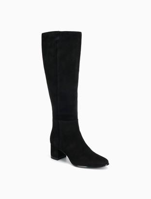 Calvin Klein Freeda Suede High Boot
