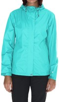 White Sierra Cloudburst Trabagon Rain Jacket - Waterproof (For Women)