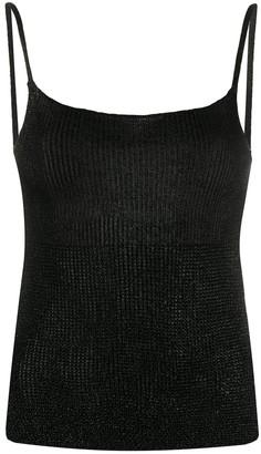 Laneus Fine Knit Tank Top