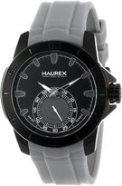 Haurex Men's 3N503UJJ Acros Rubber Watch