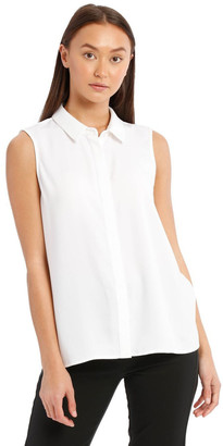 Tokito Sleeveless Collared Shirt