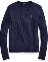 Polo Ralph Lauren Ralph Lauren Cable V-Neck Sweater