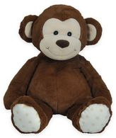 Cloud b Hugginz Large Monkey Plush in Brown