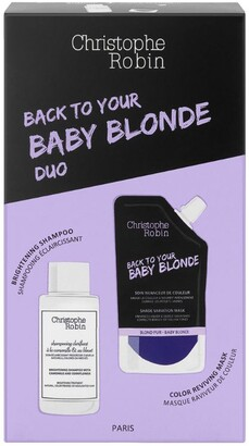 Christophe Robin Baby Blonde Duo