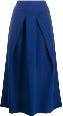 Roland Mouret Homes full-length skirt