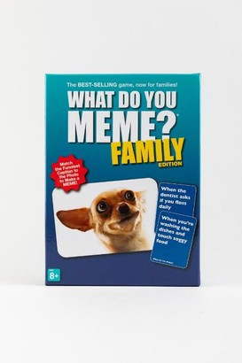What Do You MeMe?TM Family Edition Game