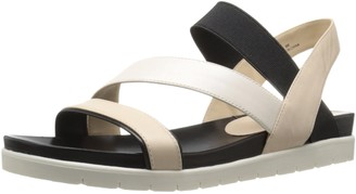 Nine West Women's ZENGEN Leather Dress Sandal
